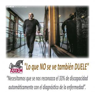 ASOEM: 33% Discapacidad